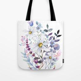 Wildflowers V Tote Bag