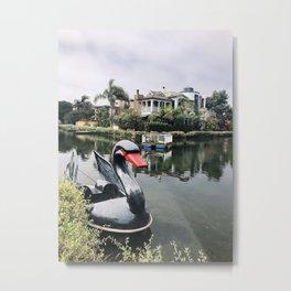Venice Canals Metal Print