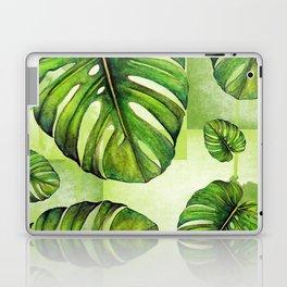 Monstera deliciosa I Laptop & iPad Skin