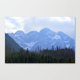 Tatry in May Canvas Print