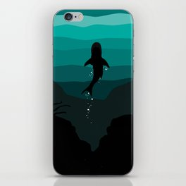 the Reef iPhone Skin