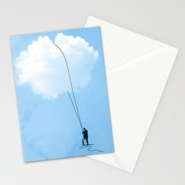 Clearing Things Up Stationery Cards