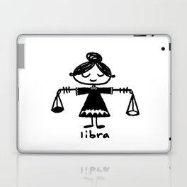 the tao of libra Laptop & iPad Skin