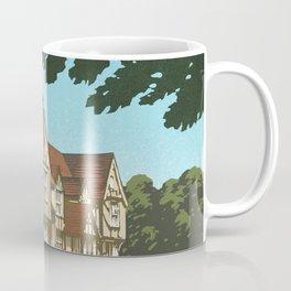 Agatha Christie - The Mysterious Affair at Styles Coffee Mug