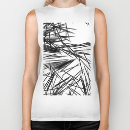 Pick-Up Sticks Biker Tank