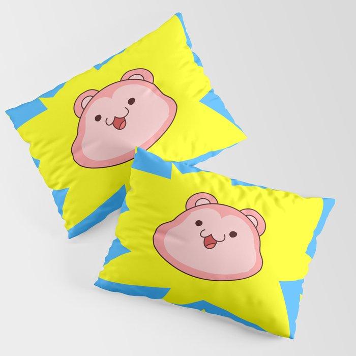 Peepoodo Pop Pillow Sham