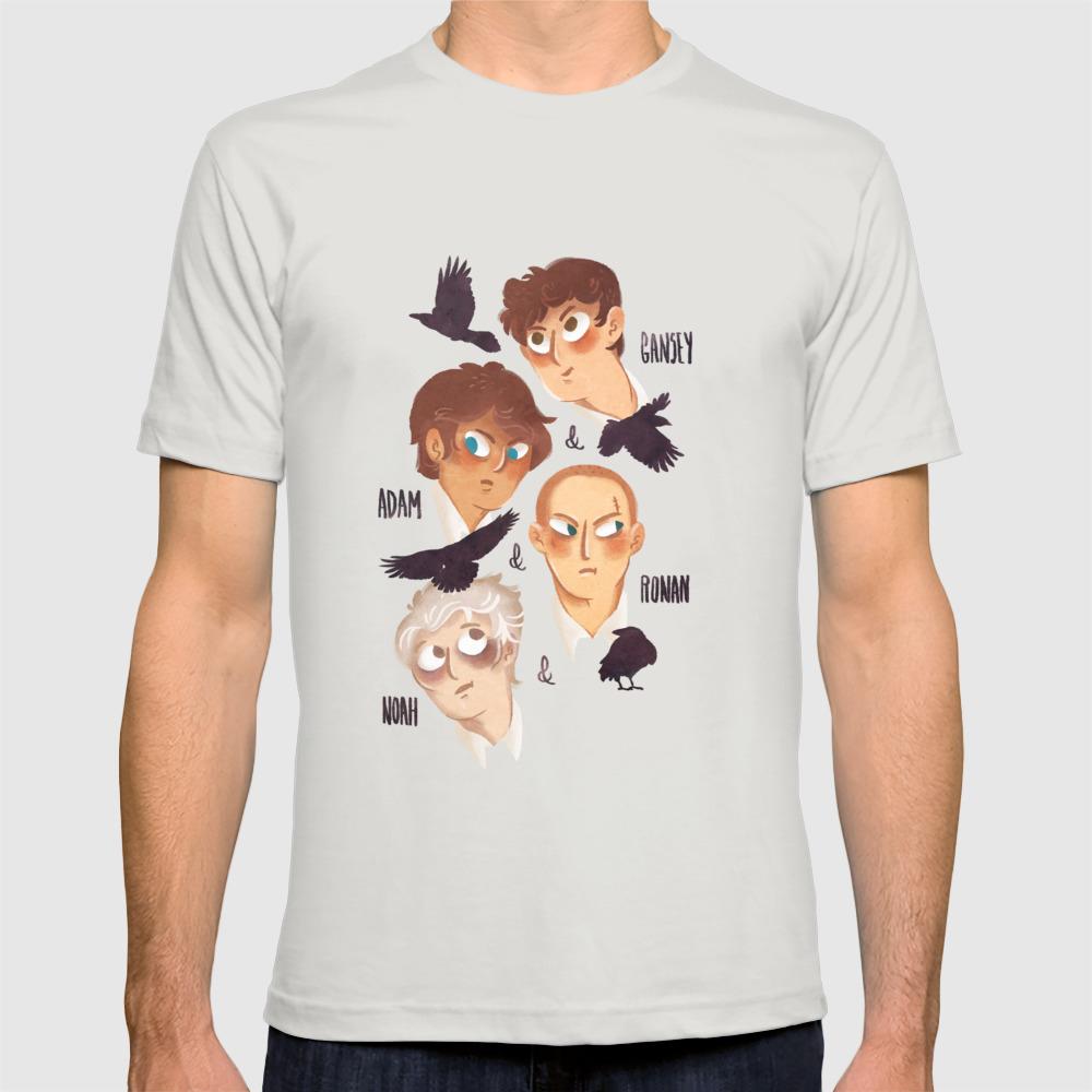 raven boys shirt