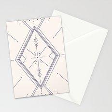Convergence Light Stationery Cards