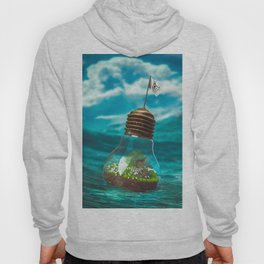Captain Snuggles and The Lightboat Hoody