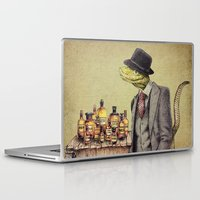 the 100 Laptop & iPad Skins featuring 100% Genuine by Eric Fan