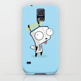 Angel Gir iPhone Case