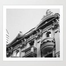 Amazing Architecture Series Photo 1 Art Print