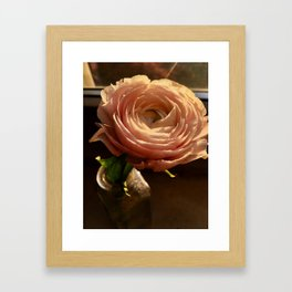 Touched Framed Art Print