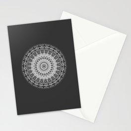 Mandala blast Stationery Cards