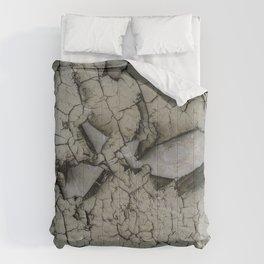 Peeling Paint Comforters
