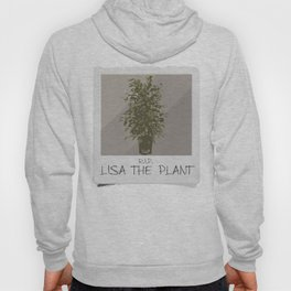 LISA THE PLANT IS DEAD Hoody