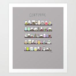 C A N D I E S Art Print