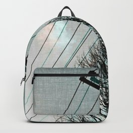 hanging by a string Backpack
