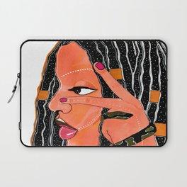 Queen Cleopatra. Laptop Sleeve