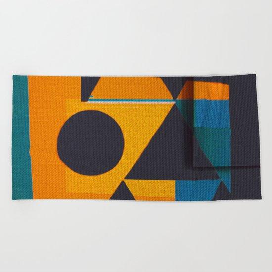 Condor Beach Towel