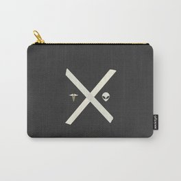 Mulder and Scully Carry-All Pouch