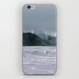 Fast as a Wave iPhone Skin