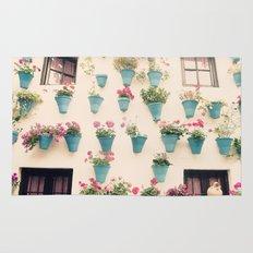 Flowerpots Rug