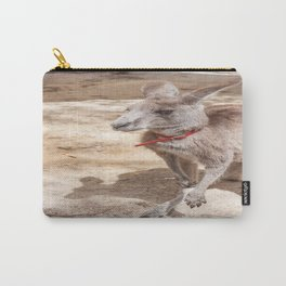 Australian Native, Kangaroo, Australia Carry-All Pouch