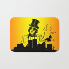 willy-wonka  Bath Mat