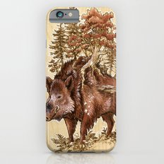 Boar of the Woods iPhone 6s Slim Case