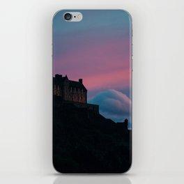 Edinburghlorious iPhone Skin