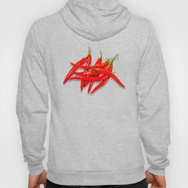 Spicy red pepper Hoody