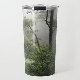 Oregon Fog Travel Mug