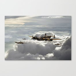 Ruhr Valley Express Canvas Print