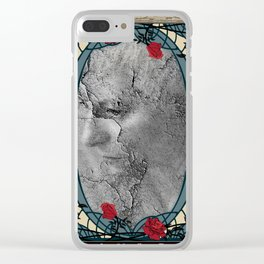 pompei Clear iPhone Case