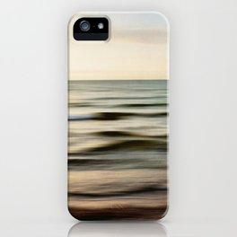 sea square I iPhone Case