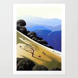 The Dead Tree Art Print