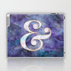 Mystical Ampersand Laptop & iPad Skin
