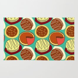 Cakes and Pies! Rug