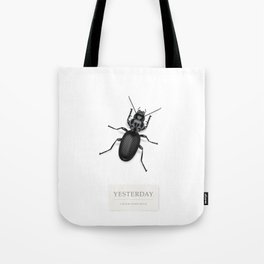 Yesterday - Alternative Movie Poster Tote Bag