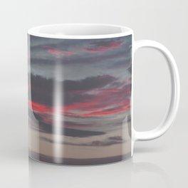 Beautiful image of the sky as night falls Coffee Mug