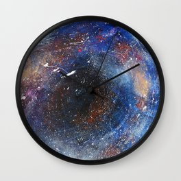 ENTANGLED #2 Wall Clock