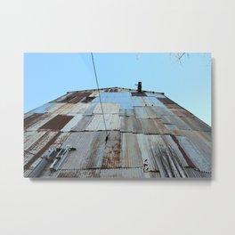 Panel Metal Print