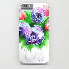 Flower Vase Slim Case iPhone 6s