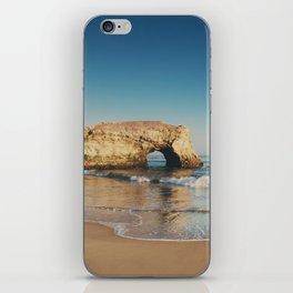 Natural Bridges State Beach ... iPhone Skin