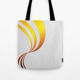Eleganza 01 white Tote Bag