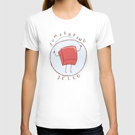 Jump-roping Jello T-shirt