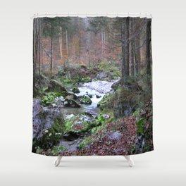 Fantastic Landscape AUSTRIA 13 Shower Curtain