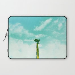 Leave your fears at home, darling Laptop Sleeve