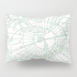 Green Planet Pillow Sham